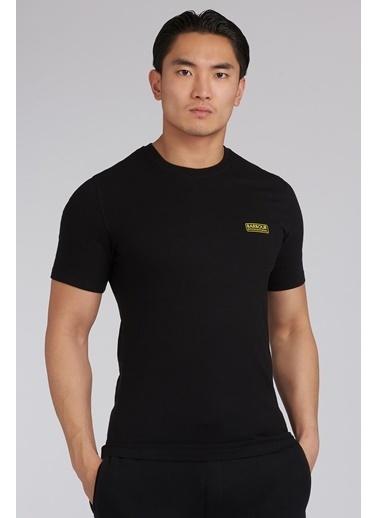 Barbour Small Logo T-Shirt Bk31 Black Siyah